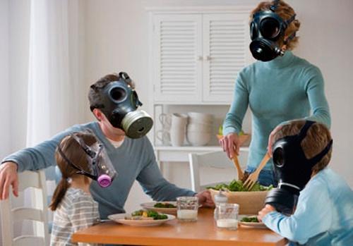در زمان آلودگی هوا چه چیزهایی بخوریم؟
