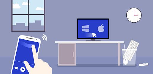 چگونه از گوشی اندروید به عنوان ماوس و کیبورد استفاده کنیم؟!